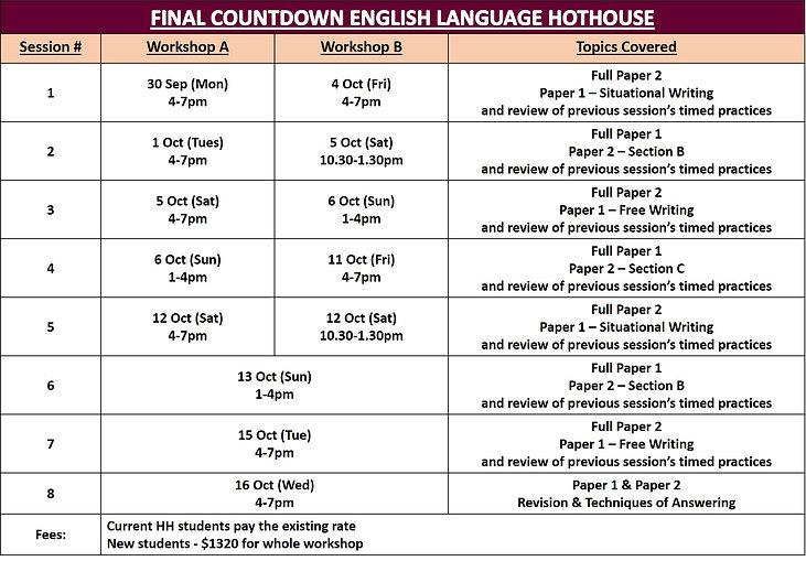 Final Countdown English Hothouse.jpg