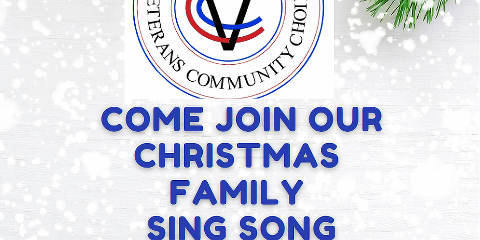 Christmas Family Sing Song
