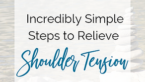 A Four-Step Solution to Relieve Shoulder Tension