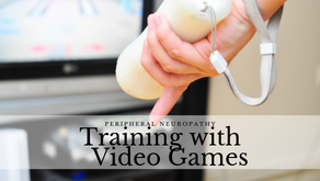 Retraining Peripheral Neuropathy with Interactive Video Games