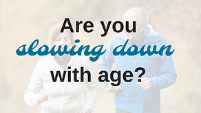 Why You Might Not Be Slowing Down From Aging