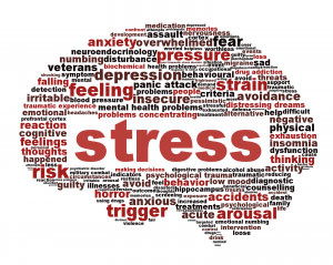 WHAT ARE THE CAUSES OF YOUR STRESS?