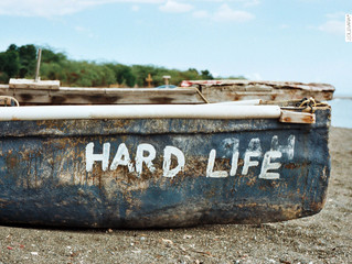 IS YOUR LIFE HARD?