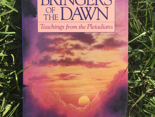 Blog Article: Book Review:  Bringers Of The Dawn, Teachings From The Pleiadians