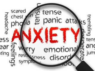 DO YOU RESONATE WITH THIS WORD......ANXIETY