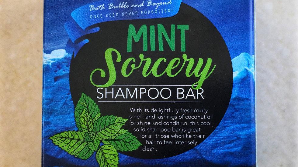 Mint Sorcery Shampoo Bar