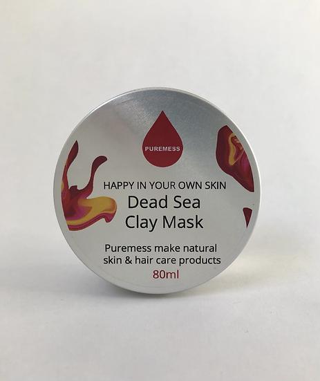 Dead Sea Clay Mask