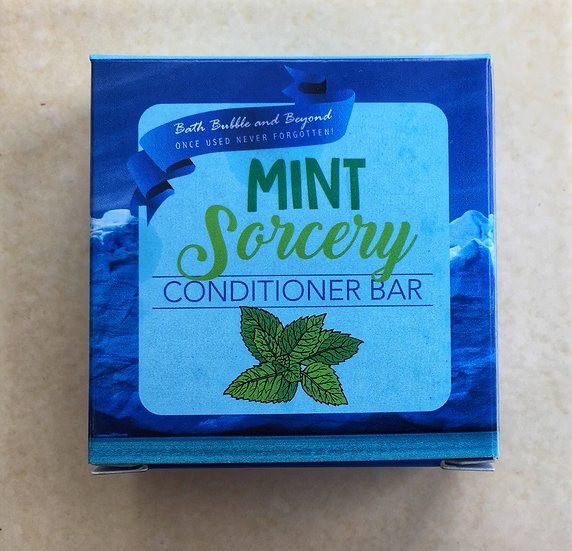 Mint Sorcery Conditioner Bar