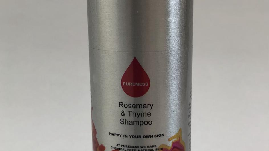 Rosemary & Thyme Stimulating Shampoo