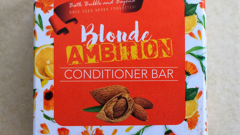 Blonde Ambition Conditioner Bar