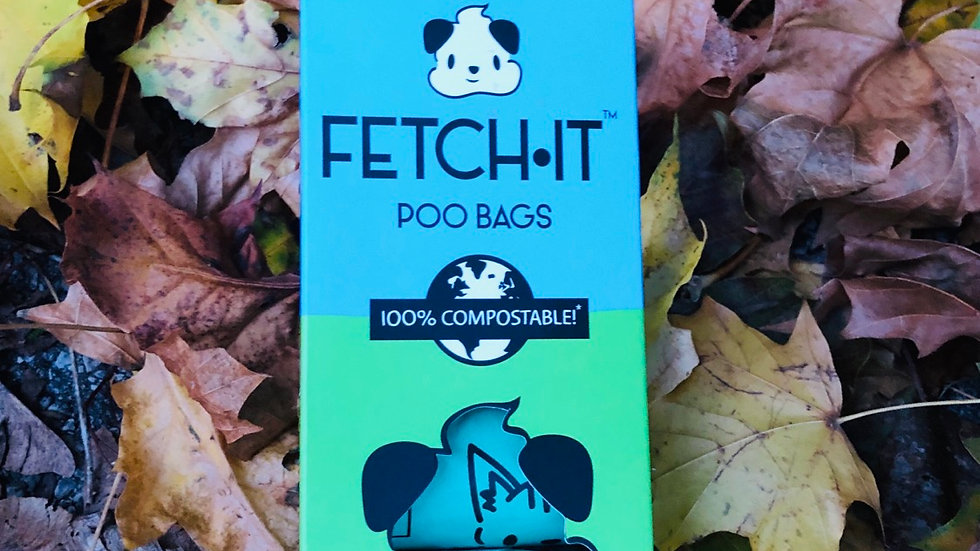 Compostable Poo Bags Classic