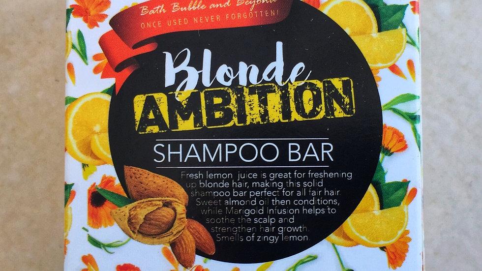 Blonde Ambition Shampoo Bar