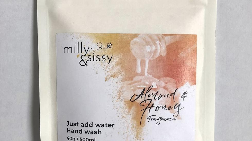 Almond & Honey Liquid Hand Wash