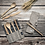 Thumbnail: Cutlery Set, Straw and Travel Case Grey