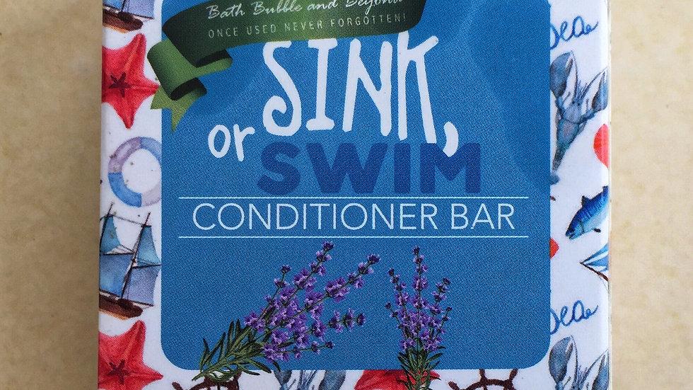 Sink or Swim Conditioner Bar