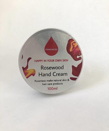 Rosewood Hand Cream