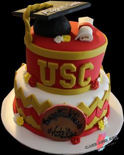 USC Grad 2-tier