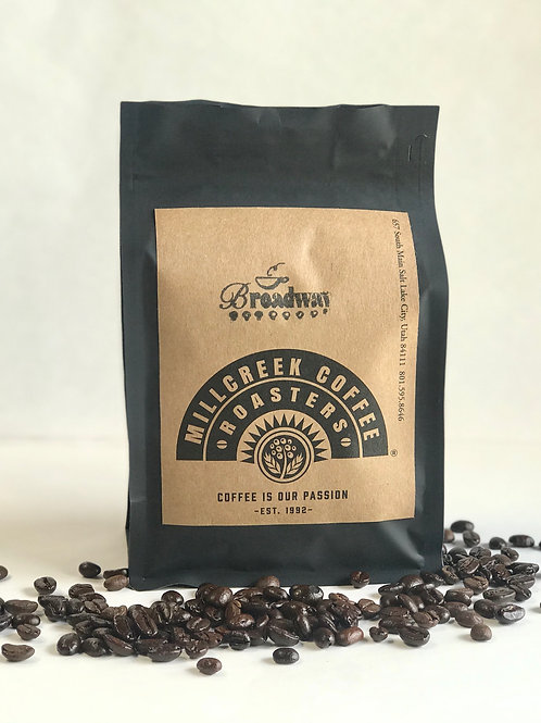Ground Coffee by Millcreek Coffee Roasters (12 oz bag)