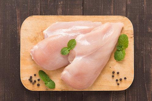 Skinless Boneless Chicken Breast - 2 lb