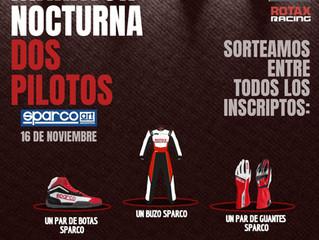 Rotax Max Challenge Grand National Correrá un maratón nocturna de 2 pilotos en Santiago del Estero