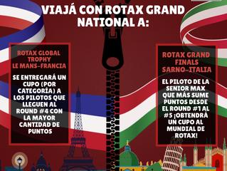 ¡Rotax Grand National te lleva al Rotax Trophy y al Grand Finals!