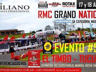 Rotax Max Challenge Grand National desembarca en Tucumán