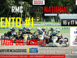 Rotax Max Challenge Grand National inicia su octava temporada con sorpresas