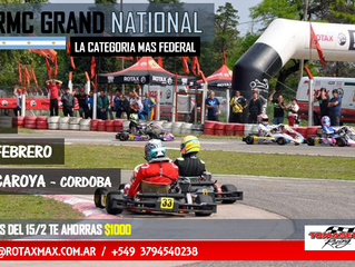 RMC GRAND NATIONAL PONE PRIMERA