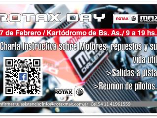 Rotax Day en el Kartódromo de Bs. As.