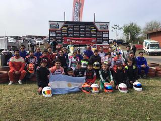 Se cerró el 5to evento con la 10ma final corrida hoy en el Timbo
