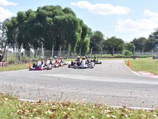 Con la segunda competencia se cerró el segundo evento en Colonia Caroya