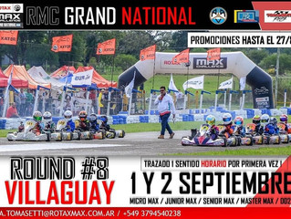 RMC Grand National va en busca de definiciones en Villaguay