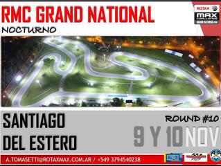 RMC Grand National con un cierre de gala en Santiago del Estero