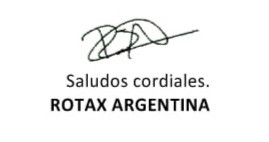 COMUNICADO OFICIAL 07/20 ROTAX ARGENTINA