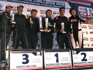 Franco Rodríguez se quedó con la 4ta en Zarate
