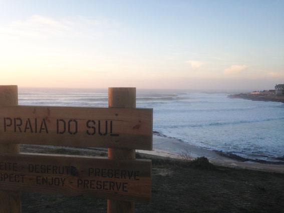 #praia do sul