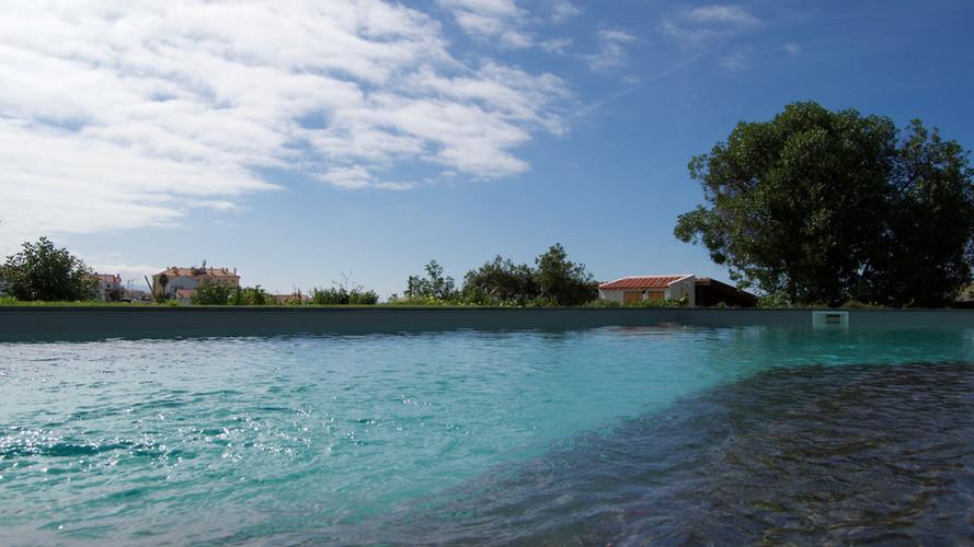 #salt water pool