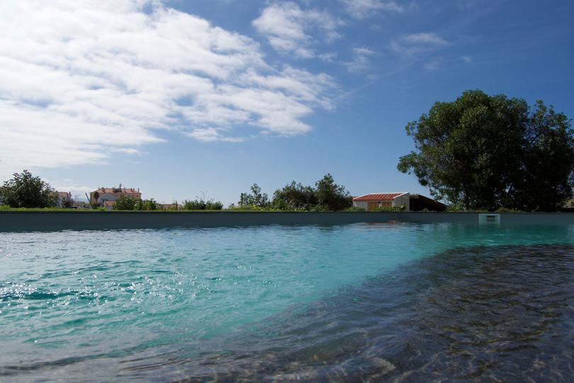 salt water pool