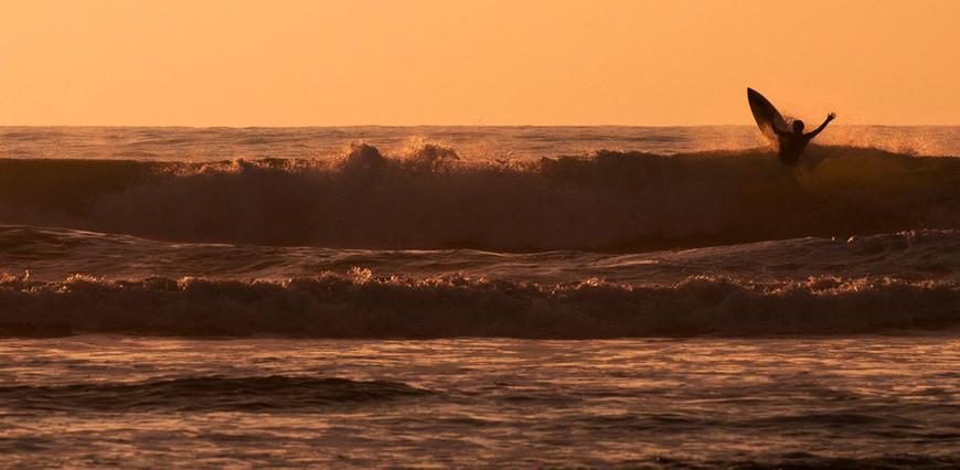 #surf sunset