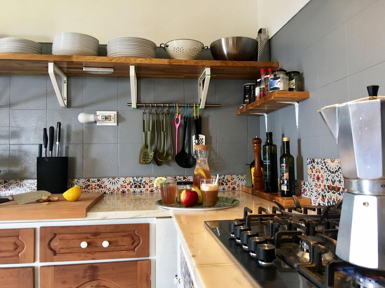 #shared kitchen