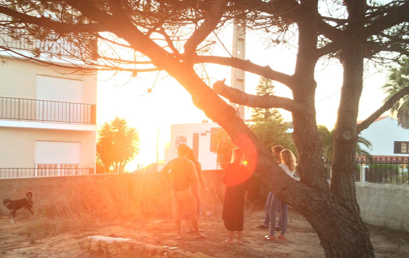 #elemental sunsets