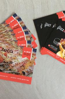 Menù Pizzoteca - Argenta FE Menù pizze 3 ante Menù hamburger 2 ante