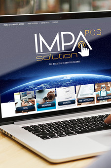 Editing degli articoli pubblicati quotidianamente su Impa pcs e impaginazione degli stessi in una rivista trimestrale.