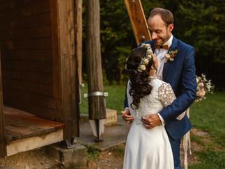 Svatba v Rekovicích