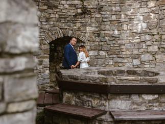 Svatba v Adelaide, svatební focení na Hukvaldech