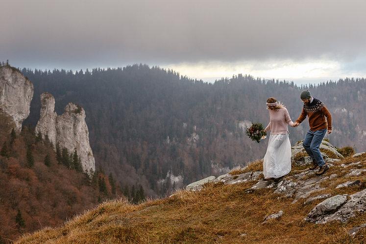 elopement svatba na horách
