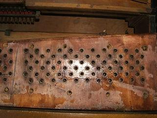 Luna's Piano Moving & Storage - Piano damage due to non climate controlled storage units