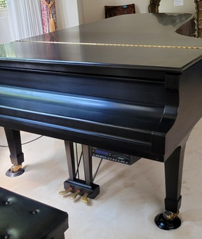 """9'2"""" Concert Grand Player Piano"""