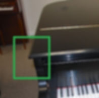 Luna's Piano Moving & Storage - Piano Corner Image