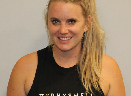 PhysWell Athlete Highlight - Nicole Mendenhall